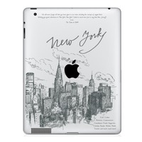 Engraved iPad 2/3/4 - Single Color