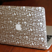 Engraved MacBook Air